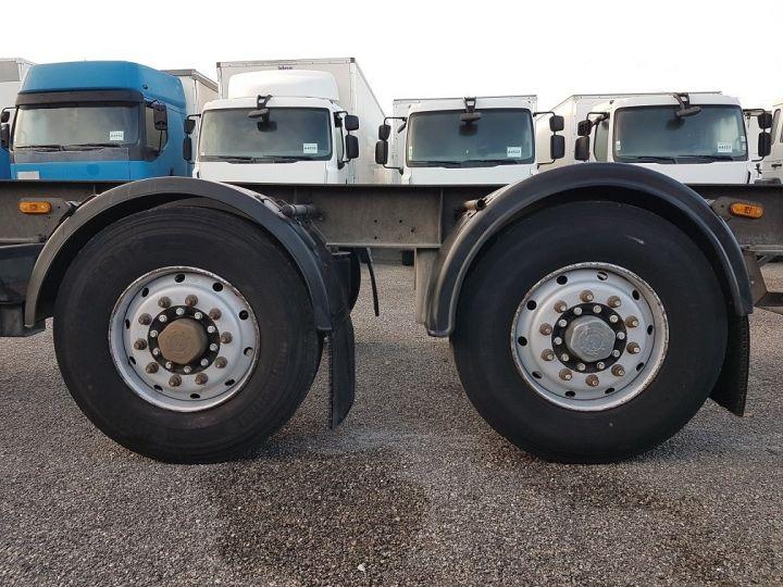 Remolque Samro Transporte de contenedores PORTE-CAISSE MOBILE 7m82 GRIS - 16