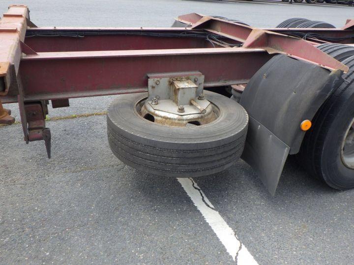 Remolque Trouillet Transporte de contenedores  - 6