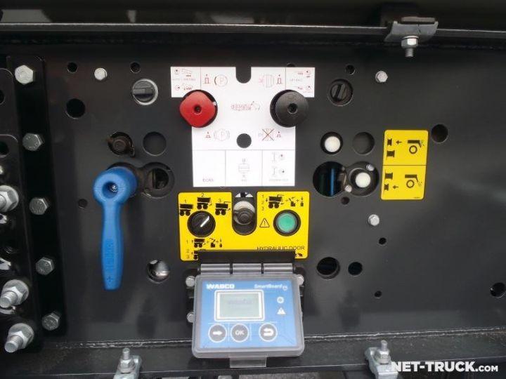 Remorque Schmitz Benne arrière RAL 7038 GRIS - 6