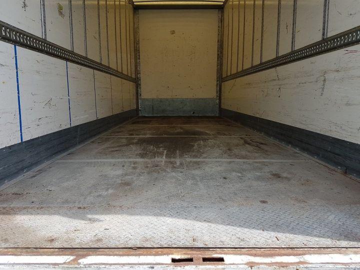Remorque Asca S219CA Caisse Fourgon BI-TRAIN FOURGON CARGO-ROUTE BLANC - BLEU Occasion - 9