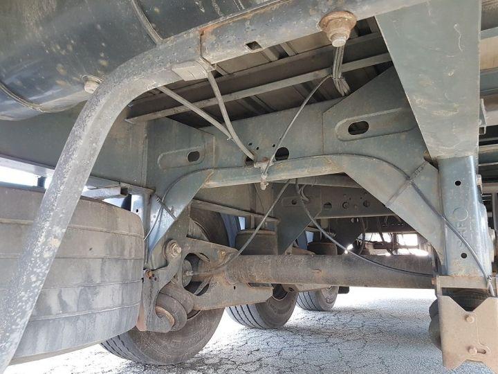 Remorque Caisse fourgon + Hayon élévateur Fourgon + hayon 2500 kg BLANC Occasion - 21