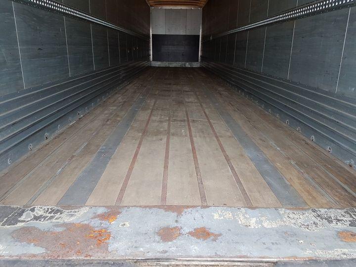 Remorque Samro Caisse fourgon + Hayon élévateur Fourgon 90m3 + hayon 2500 kg NOIR - 8