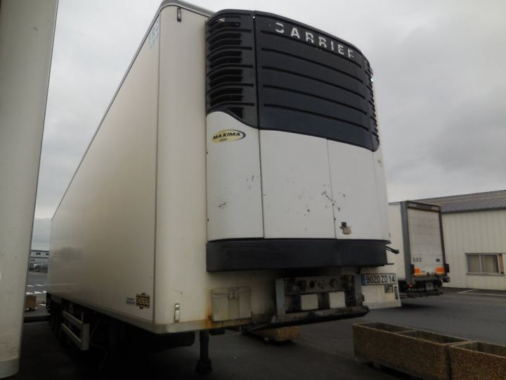Remorque Chereau Caisse frigorifique 3 ESSIEUX AIR  - 4