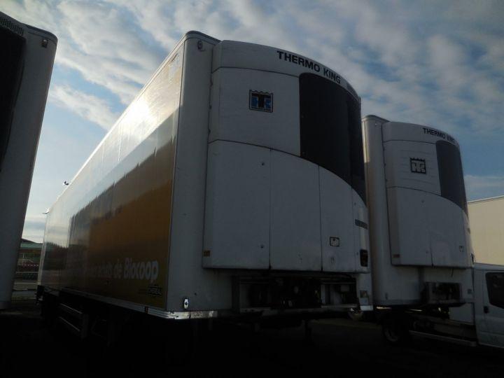 Remorque Chereau Caisse frigorifique 3 ESSIEUX AIR  - 1