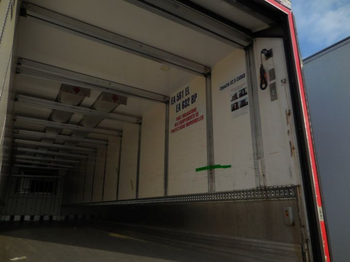 Remorque Chereau Caisse frigorifique 3 ESSIEUX AIR  - 3