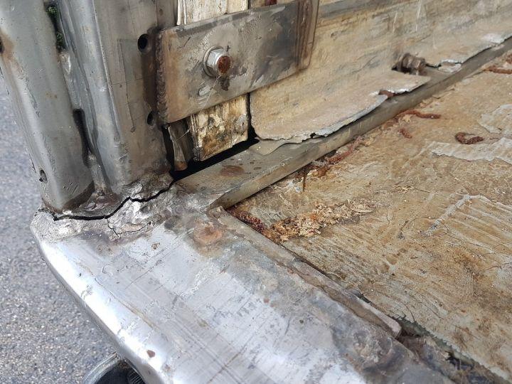 Remorque Caisse frigorifique Frigorifique CARRIER MAXIMA 2 BLANC - VERT Occasion - 17