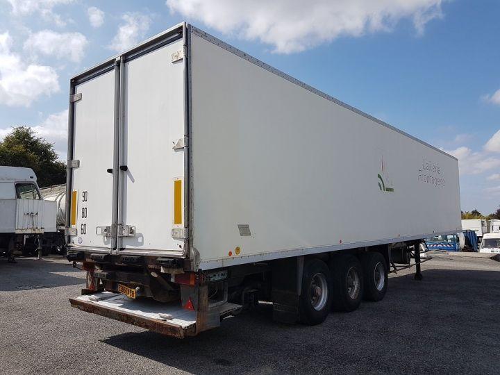 Remorque Caisse frigorifique Frigorifique CHEREAU - Groupe TK en panne BLANC Occasion - 2