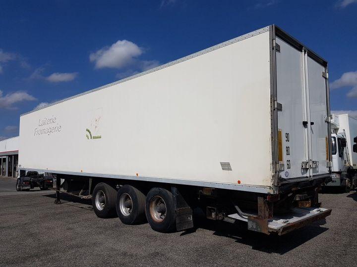 Remorque Caisse frigorifique Frigorifique CHEREAU - Groupe TK en panne BLANC Occasion - 4