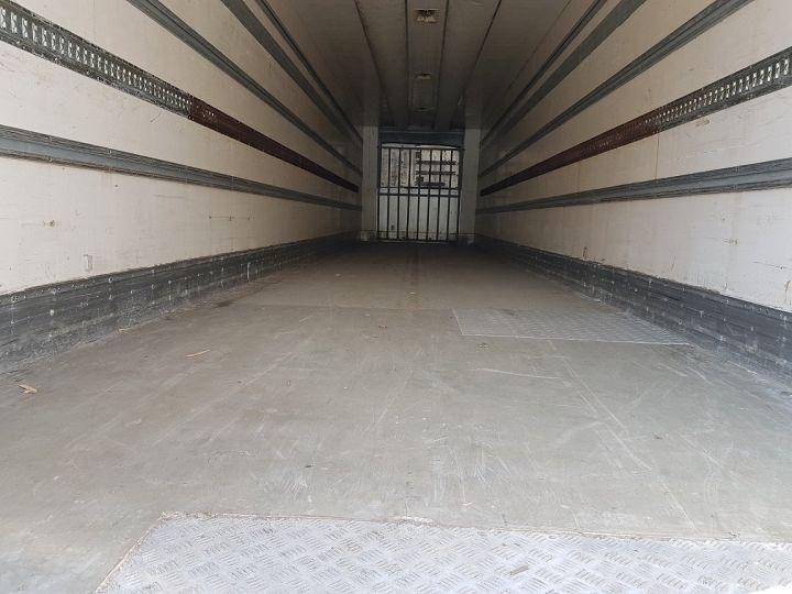 Remorque Caisse frigorifique Frigorifique CHEREAU - Groupe TK en panne BLANC Occasion - 6