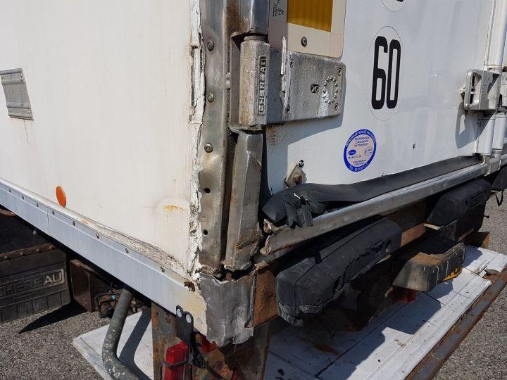 Remorque Caisse frigorifique Frigorifique CHEREAU - Groupe TK en panne BLANC Occasion - 9