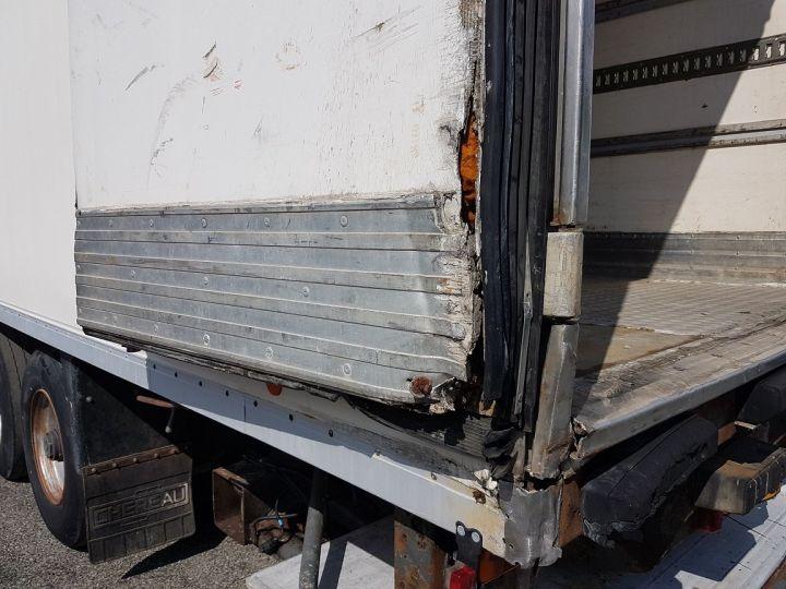 Remorque Caisse frigorifique Frigorifique CHEREAU - Groupe TK en panne BLANC Occasion - 10