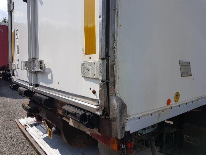 Remorque Caisse frigorifique Frigorifique CHEREAU - Groupe TK en panne BLANC Occasion - 11