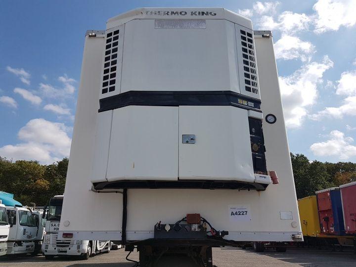 Remorque Caisse frigorifique Frigorifique CHEREAU - Groupe TK en panne BLANC Occasion - 14
