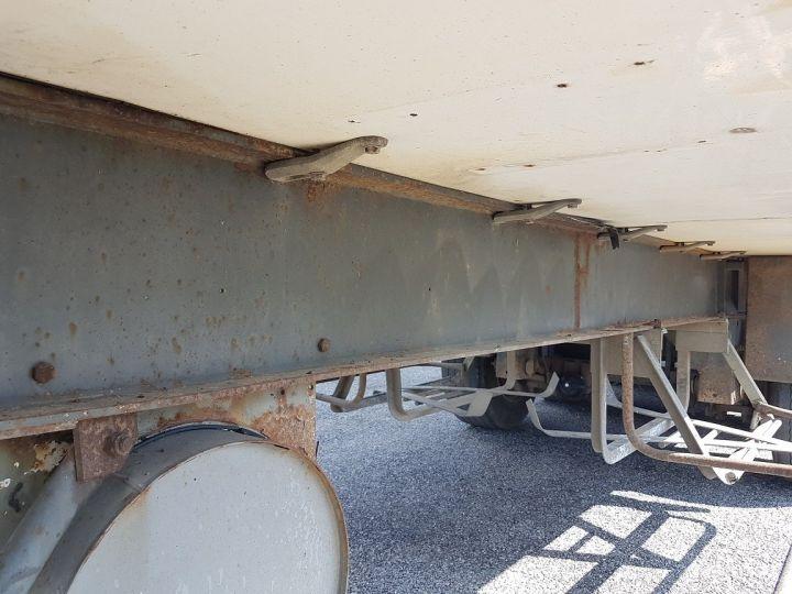 Remorque Caisse frigorifique Frigorifique CHEREAU - Groupe TK en panne BLANC Occasion - 19