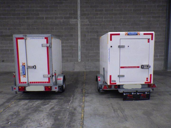 Remorque Lamberet Caisse frigorifique Blanc - 3