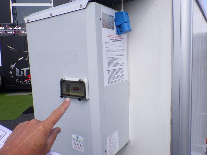Remorque Lamberet Caisse frigorifique Blanc - 5