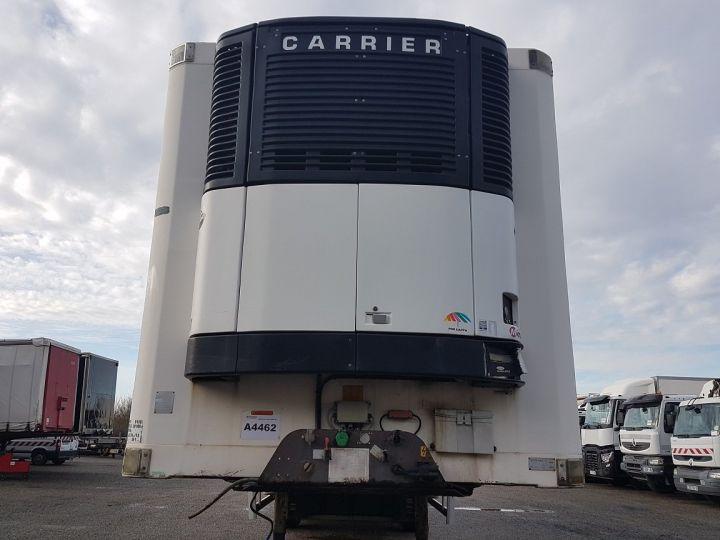 Remorque Lamberet Caisse frigorifique Frigorifique CARRIER MAXIMA 2 BLANC - VERT - 5