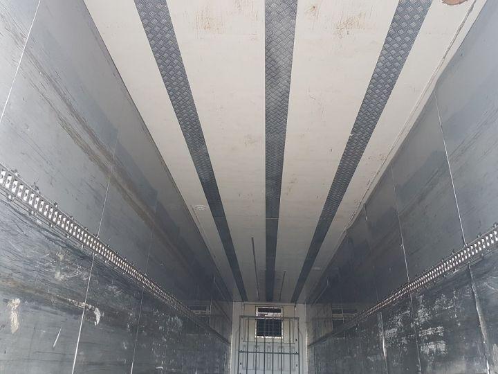 Remorque Lamberet Caisse frigorifique Frigorifique CARRIER MAXIMA 2 BLANC - VERT - 9