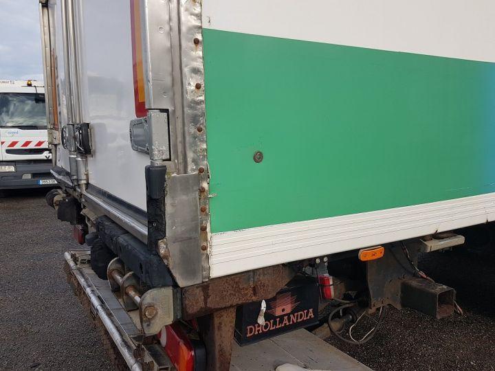 Remorque Lamberet Caisse frigorifique Frigorifique CARRIER MAXIMA 2 BLANC - VERT - 11