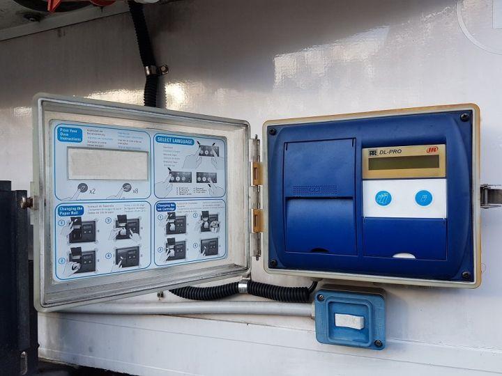 Remorque Zahnd Caisse frigorifique Frigorifique T-SEVEN + THERMOKING SLX  - 15
