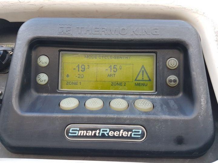 Remorque Zahnd Caisse frigorifique Frigorifique T-SEVEN + THERMOKING SLX  - 14