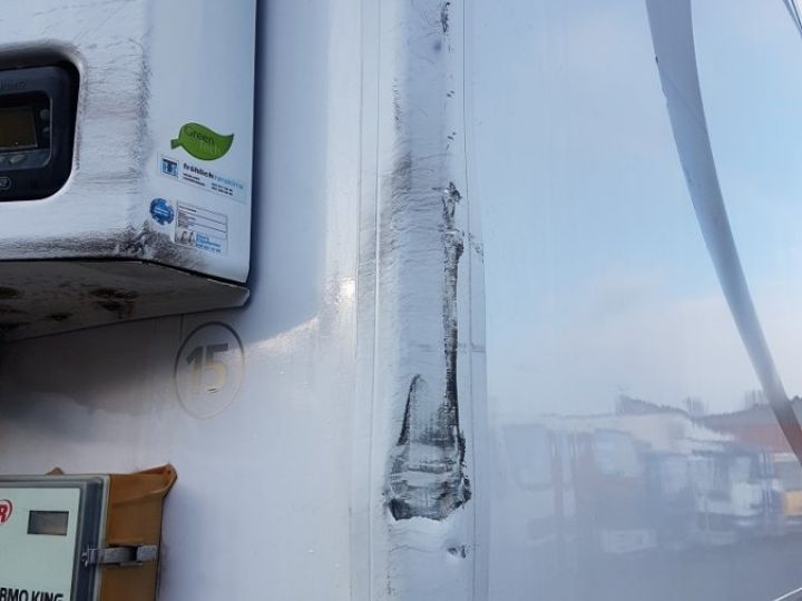 Remorque Zahnd Caisse frigorifique Frigorifique T-SEVEN + THERMOKING SLX  - 20