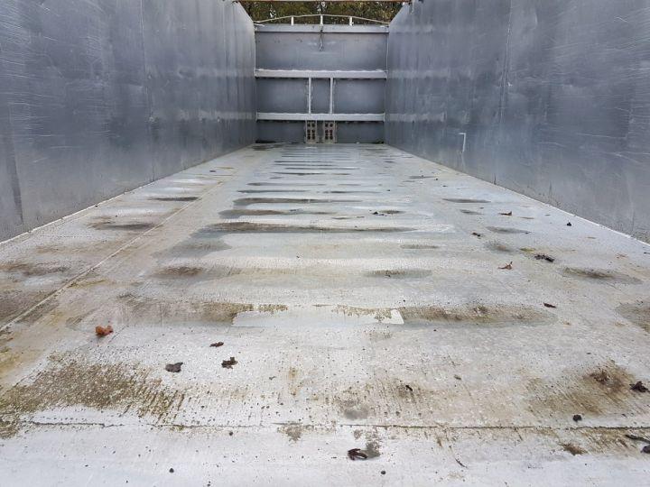 Remorque Benne céréalière BENNE ALUMINIUM SOCARI 42m2 GRIS Occasion - 6