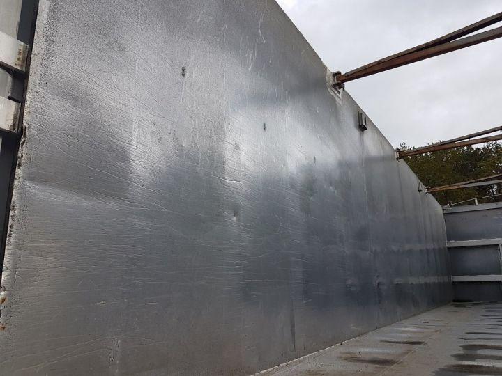 Remorque Benne céréalière BENNE ALUMINIUM SOCARI 42m2 GRIS Occasion - 7