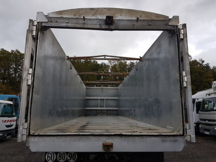 Remorque Benne céréalière BENNE ALUMINIUM SOCARI 42m2 GRIS Occasion - 9
