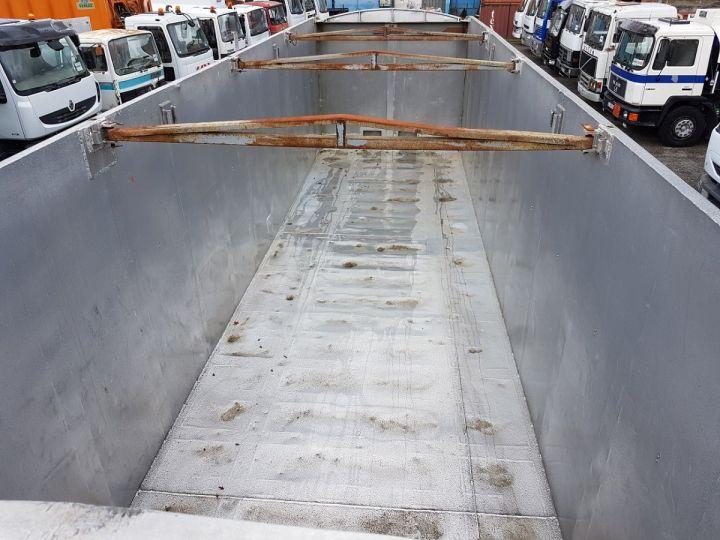 Remorque Benne céréalière BENNE ALUMINIUM SOCARI 42m2 GRIS Occasion - 10