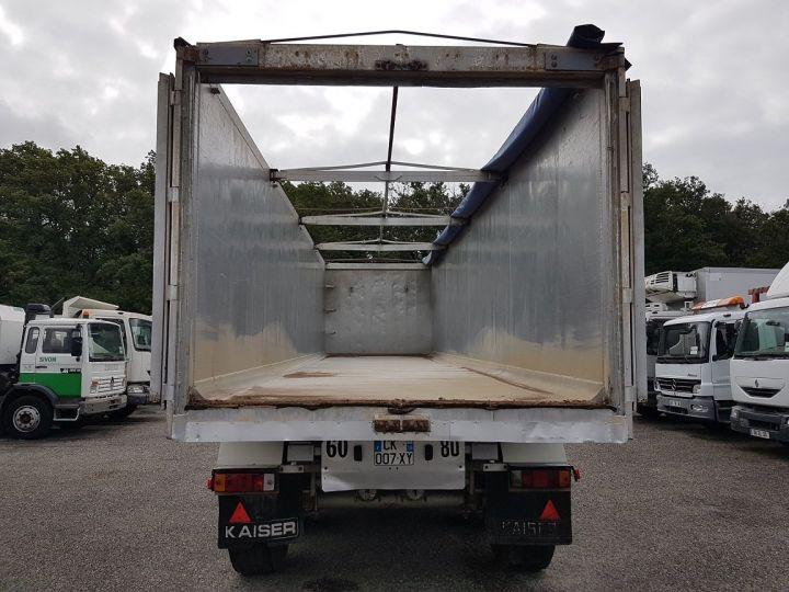 Remorque Benne céréalière Benne Cérélaière 3 essieux 44m3 GRIS Occasion - 6