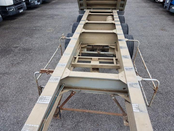 Remorque Benne céréalière Benne Cérélaière 3 essieux 44m3 GRIS Occasion - 19