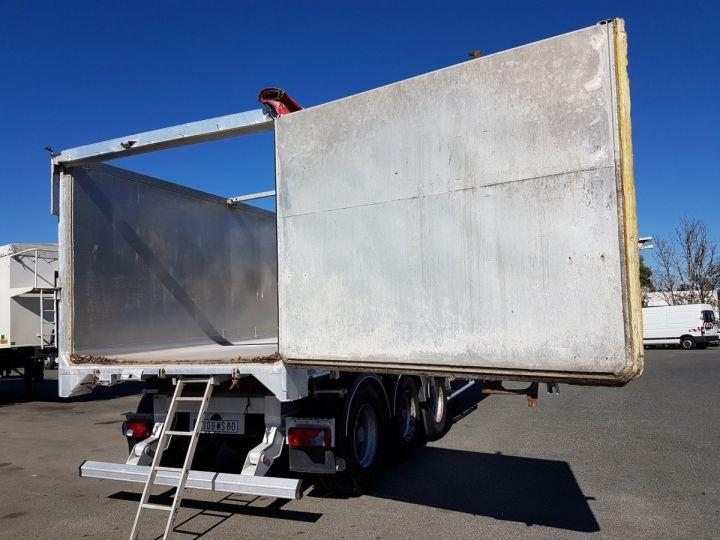 Remorque Benne céréalière ETANCHE 45m3 GRIS Occasion - 8
