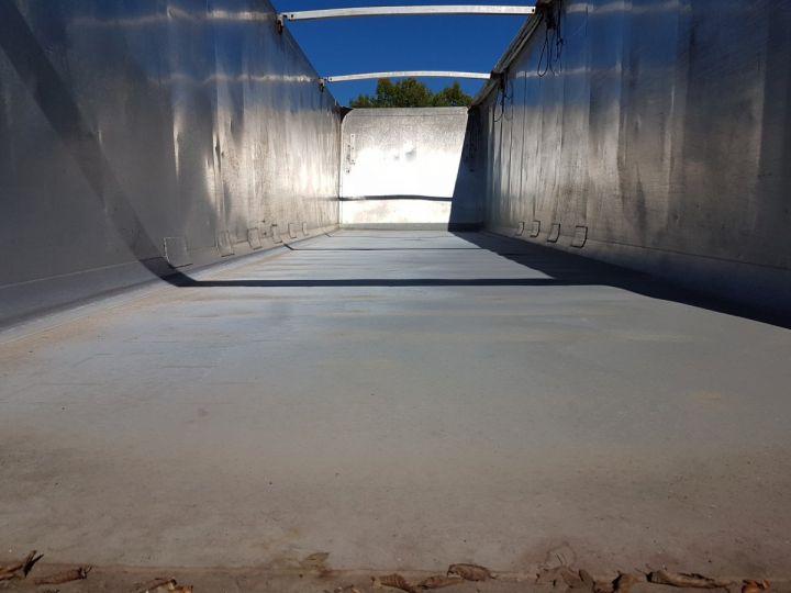 Remorque Benne céréalière ETANCHE 45m3 GRIS Occasion - 10