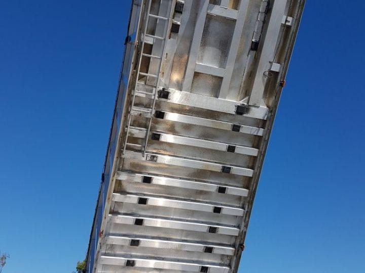 Remorque Benne céréalière ETANCHE 45m3 GRIS Occasion - 15