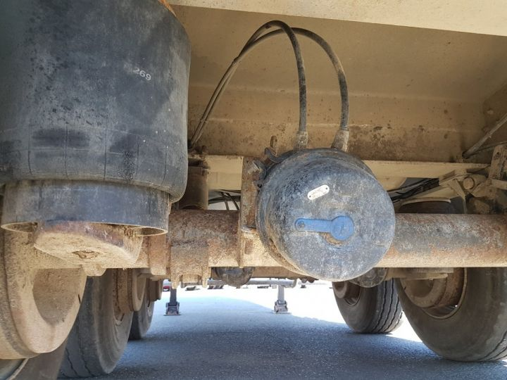 Remorque Benne céréalière ETANCHE 45m3 GRIS Occasion - 20