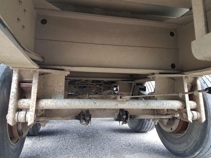 Remorque Kaiser Benne céréalière Benne Cérélaière 3 essieux 44m3 GRIS - 17