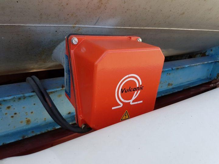 Remorque Citerne Chimique CITERNE A GOUDRON GRIS - BLEU - ROUGE Occasion - 15