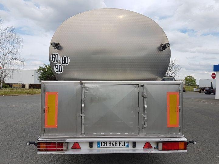 Remorque Magyar Citerne alimentaire Citerne inox calorifugée 25500 litres GRIS - 6