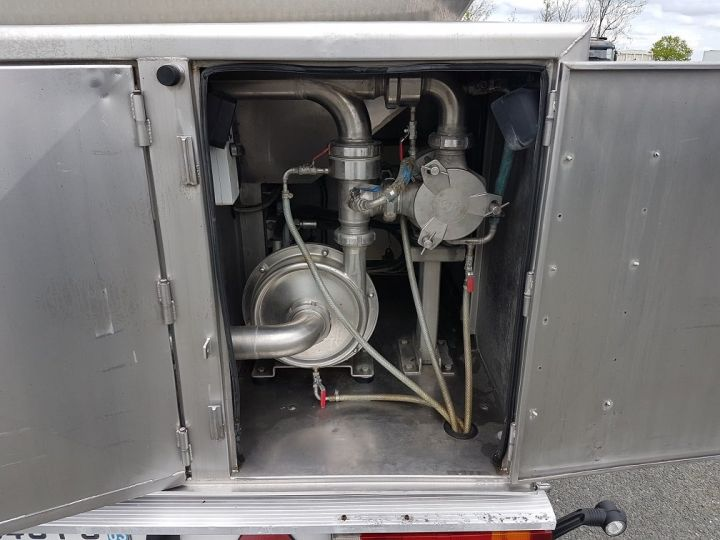 Remorque Magyar Citerne alimentaire Citerne inox calorifugée 25500 litres GRIS - 7