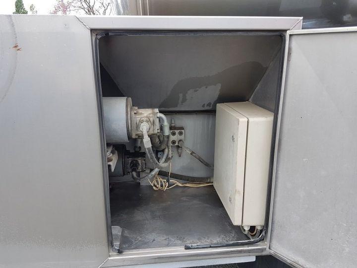 Remorque Magyar Citerne alimentaire Citerne inox calorifugée 25500 litres GRIS - 8