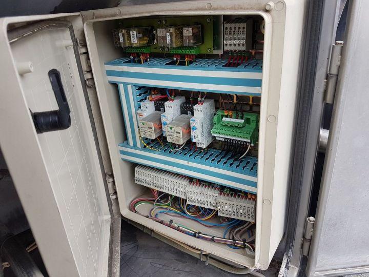Remorque Magyar Citerne alimentaire Citerne inox calorifugée 25500 litres GRIS - 9