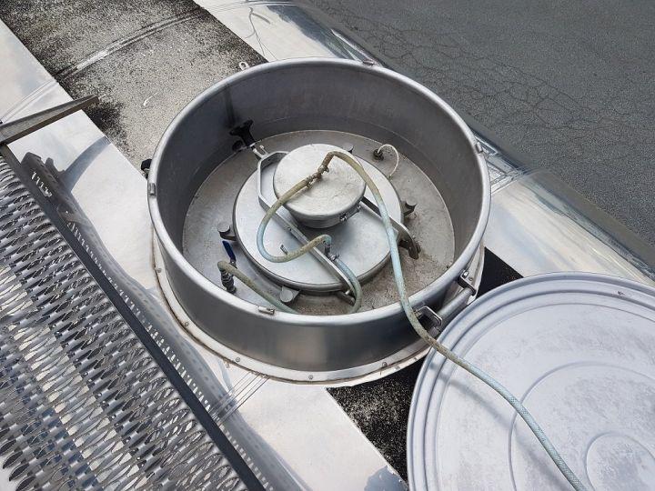 Remorque Magyar Citerne alimentaire Citerne inox calorifugée 25500 litres GRIS - 13