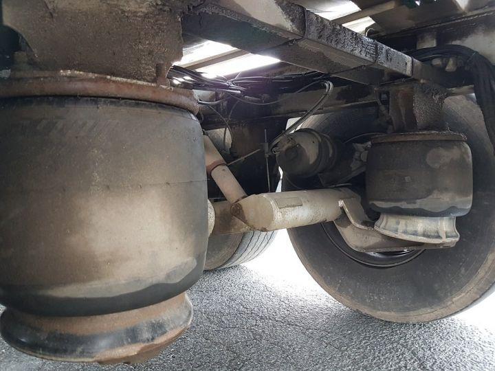 Remorque Magyar Citerne alimentaire Citerne inox calorifugée 25500 litres GRIS - 18