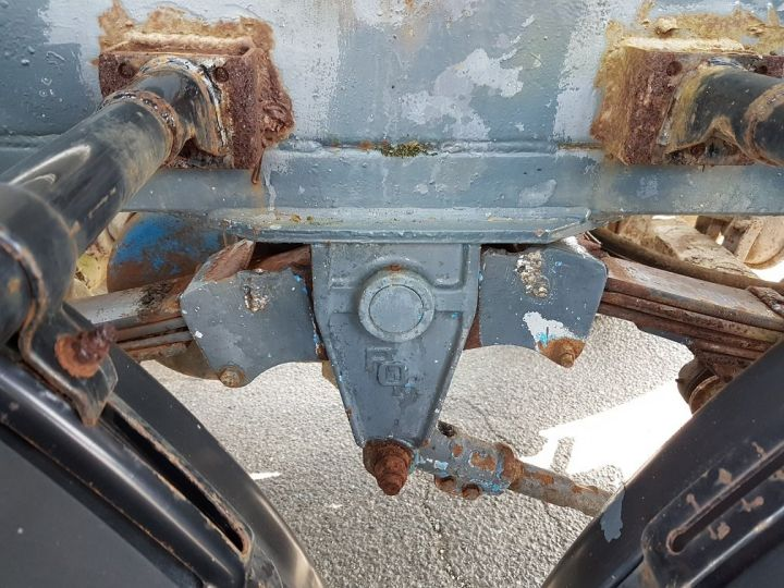 Remorque Indox Citerne hydrocarbures Citerne acier 28000 litres BLANC - GRIS - 17