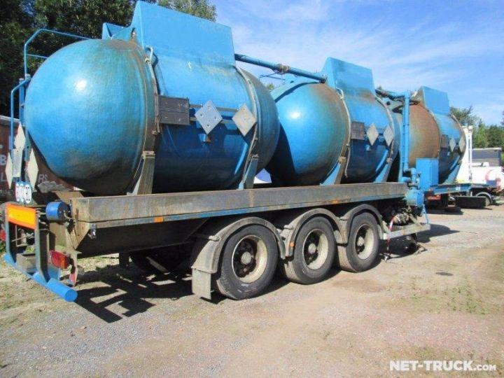 Remorque Trailor Citerne hydrocarbures  - 1
