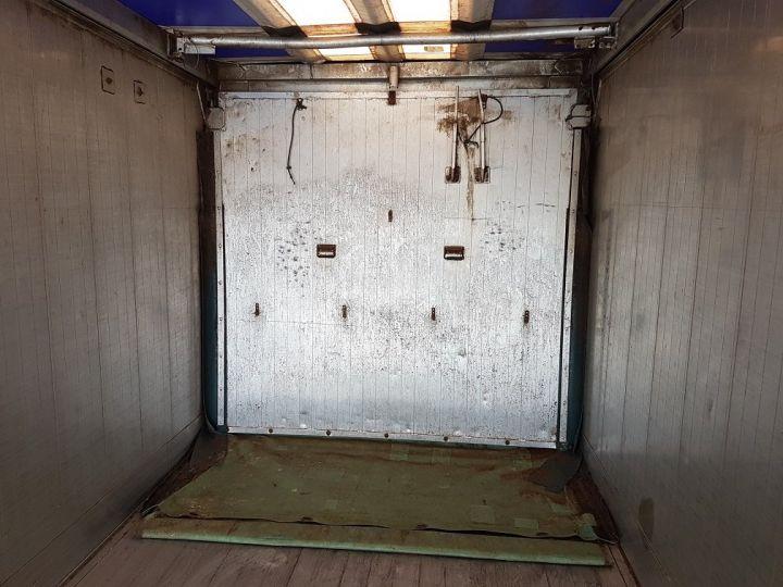 Remorque Benalu Fond mouvant JUMBOLINER 90m3 BLANC et BLEU - 7
