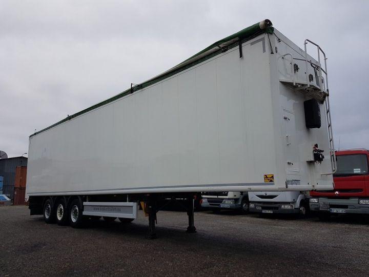 Remorque Fond mouvant FMA 92m3 BLANC - 3