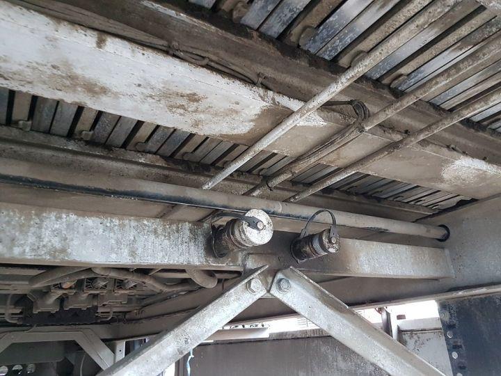 Remorque Fond mouvant FMA 92m3 BLANC - 15