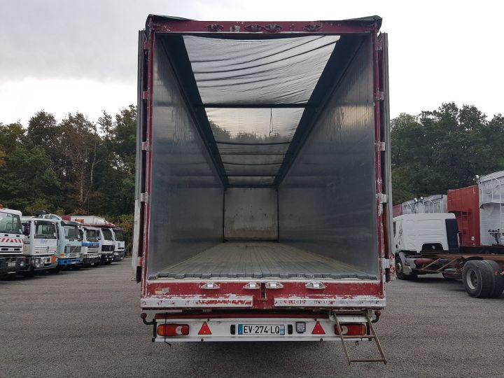Remorque Fond mouvant FOND MOUVANT BENALU 90m3 ROUGE Occasion - 7
